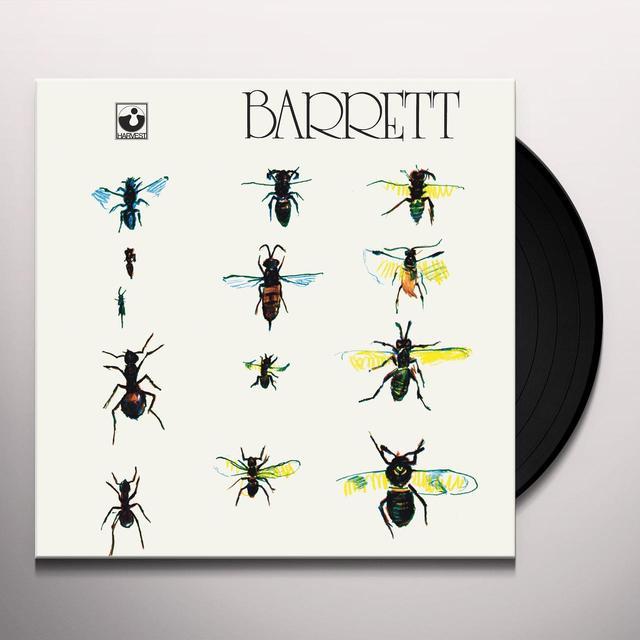 Syd Barrett BARRETT Vinyl Record - 180 Gram Pressing