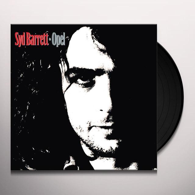 Syd Barrett OPEL Vinyl Record