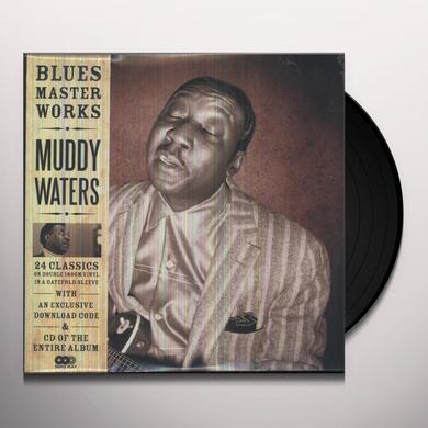 Muddy Waters BLUES MASTERWORKS Vinyl Record