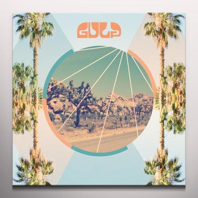 Gulp SEASON SUN Vinyl Record - White Vinyl