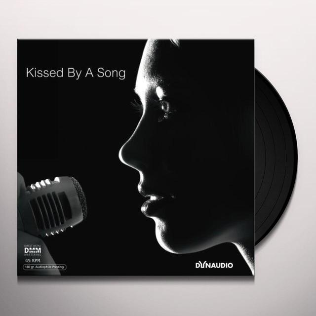 KISSED BY A SONG / VARIOUS Vinyl Record