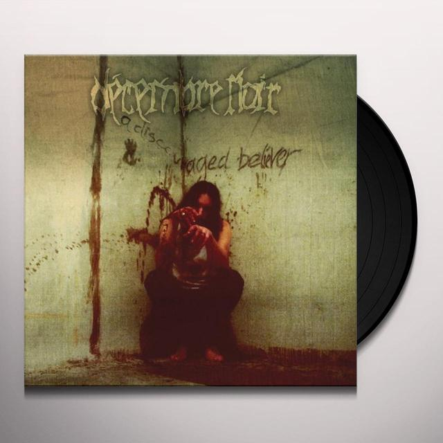 Decembre Noir DISCOURAGED BELIEVER Vinyl Record