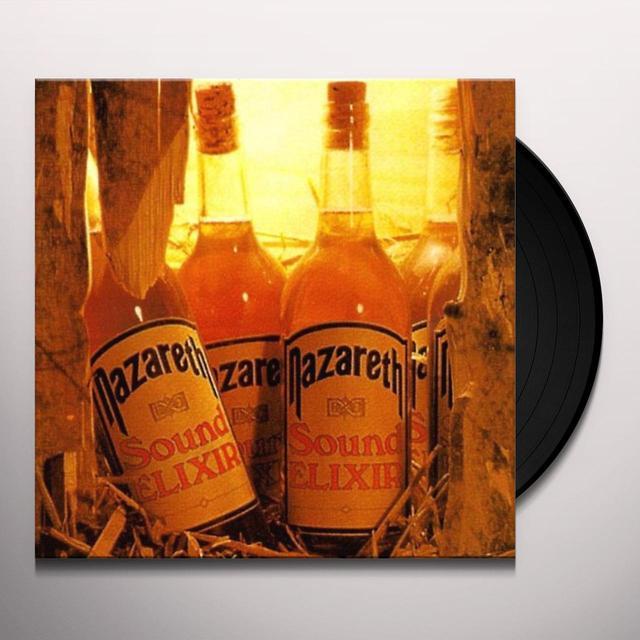 Nazareth SOUND ELIXIR Vinyl Record
