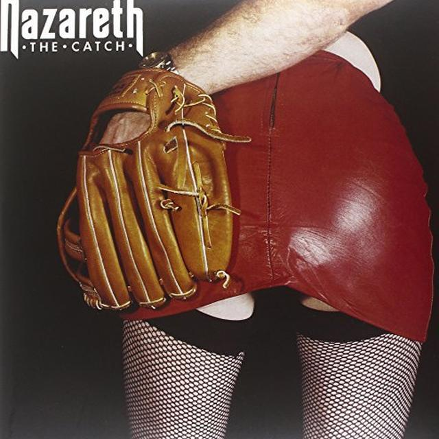 Nazareth CATCH Vinyl Record - Limited Edition