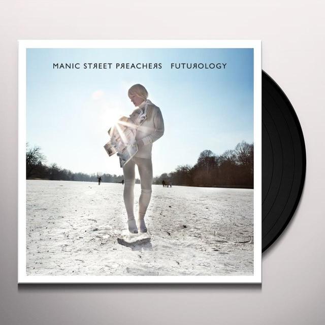 Manic Street Preachers FUTUROLOGY Vinyl Record - Holland Import