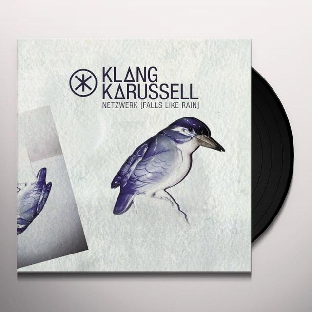 Klangkarussell NETZWERK (FALLS LIKE RAIN) (GER) Vinyl Record