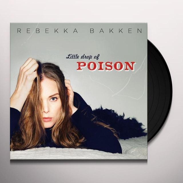 Rebekka Bakken LITTLE DROP OF POISON (GER) Vinyl Record