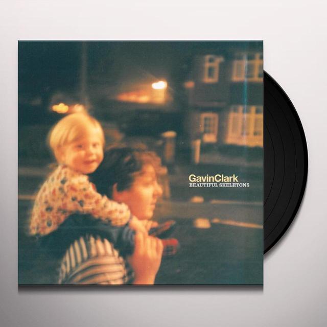 Gavin Clark BEAUTIFUL SKELETONS (GER) Vinyl Record