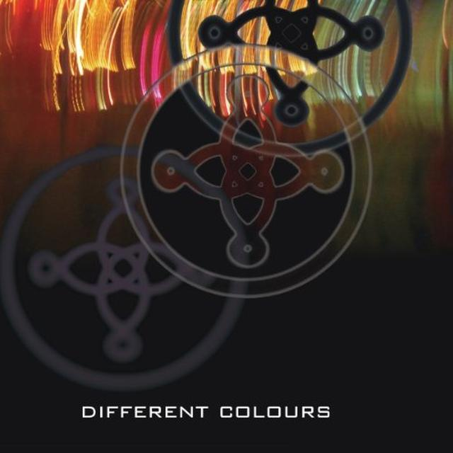 Mission DIFFERENT COLOURS (GER) Vinyl Record