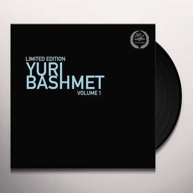 DJ Brahms YURI BASHMET 1 Vinyl Record