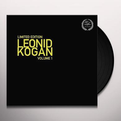 DJ Brahms LEONID KOGAN 1 Vinyl Record