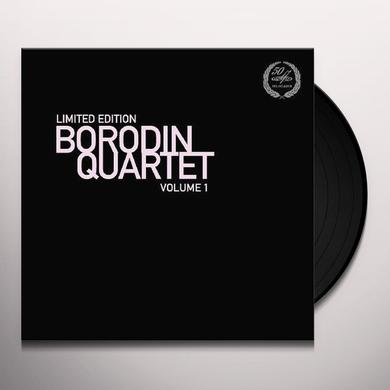Borodin QUARTET 1 Vinyl Record