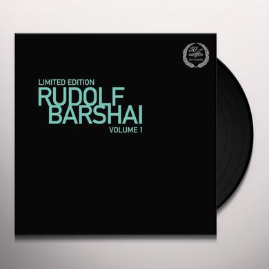 Mozart RUDOLF BARSHAI 1 Vinyl Record