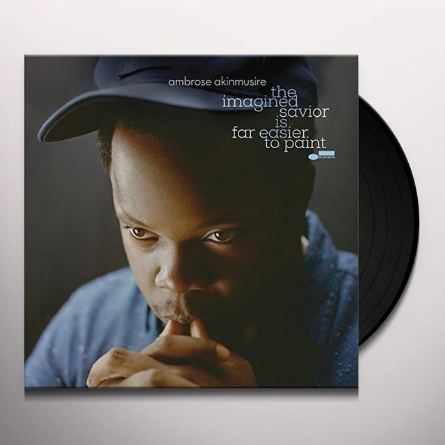 Ambrose Akinmusire IMAGINED SAVIOR IS FAR EASIER TO PAINT Vinyl Record
