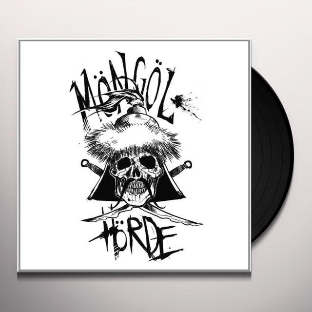 MONGOL HORDE Vinyl Record