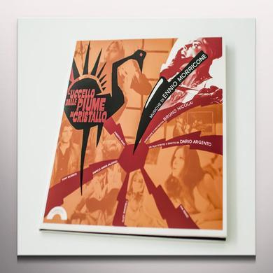 Ennio (Red) (Ltd) (Colv) Morricone L'UCCELLO DALLE PIUME DI CRISTALLO / O.S.T Vinyl Record - Colored Vinyl