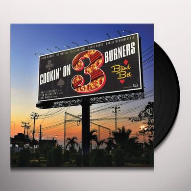 Cookin On 3 Burners BLIND BET Vinyl Record