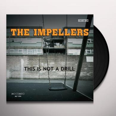 The Impellers MY CERTAINTY Vinyl Record