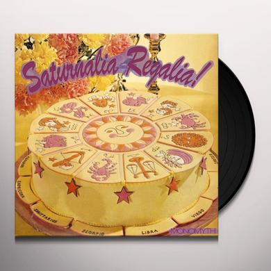 Monomyth SATURNALIA REGALIA Vinyl Record