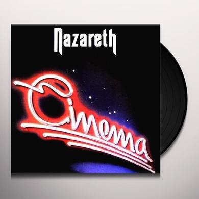Nazareth CINEMA Vinyl Record - Limited Edition