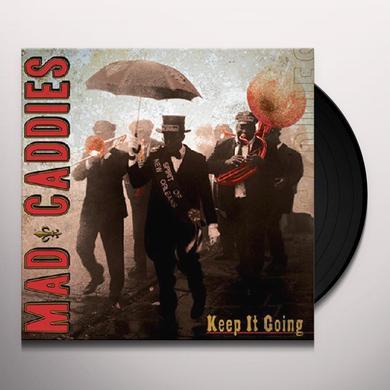 Mad Caddies KEEP IT GOING Vinyl Record