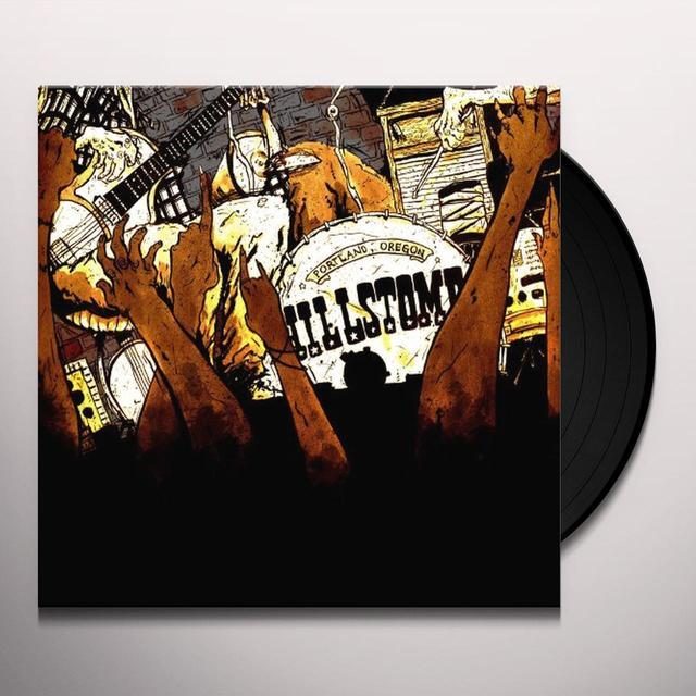 Hillstomp PORTLAND ORE Vinyl Record
