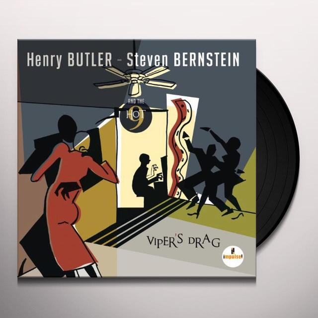 Henry Butler & Steven Bernstein & The Hot 9 VIPER'S DRAG Vinyl Record