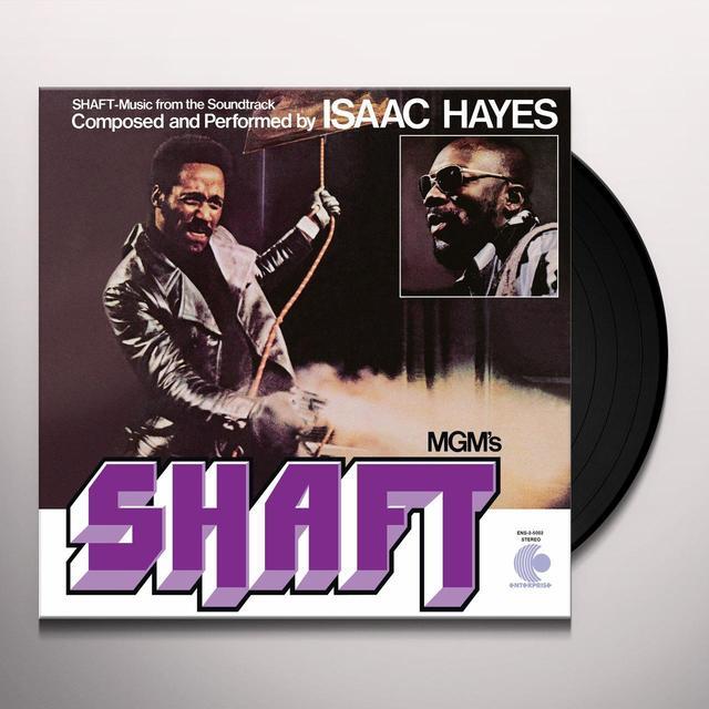 Isaac Hayes SHAFT Vinyl Record