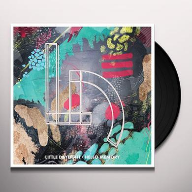 Little Daylight HELLO MEMORY Vinyl Record