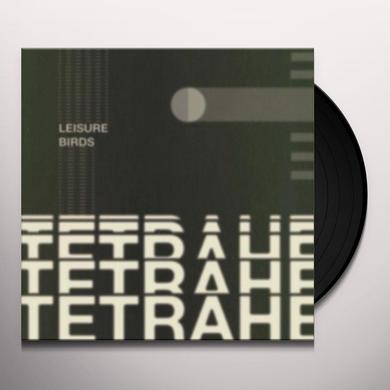 Leisure Birds TETRAHEDRON Vinyl Record