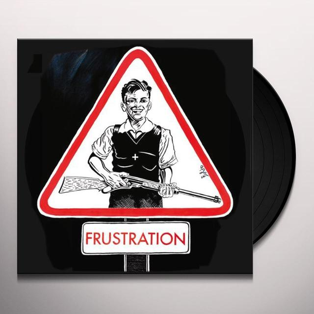 Frustration DYING CITIES REMIX Vinyl Record