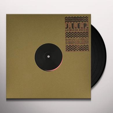 J.E.E.P. ANSWERING MACHINE Vinyl Record