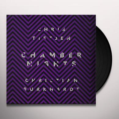 Chris Tietjen / Christian Burkhardt CHAMBER NIGHTS Vinyl Record