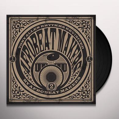AFROBEAT MAKERS-TONY ALLEN RHYTHMS 2 Vinyl Record