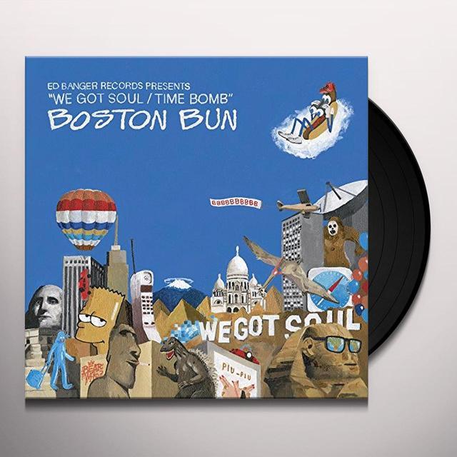 Boston Bun WE GOT SOUL Vinyl Record
