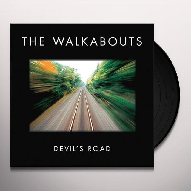 The Walkabouts DEVIL'S ROAD Vinyl Record