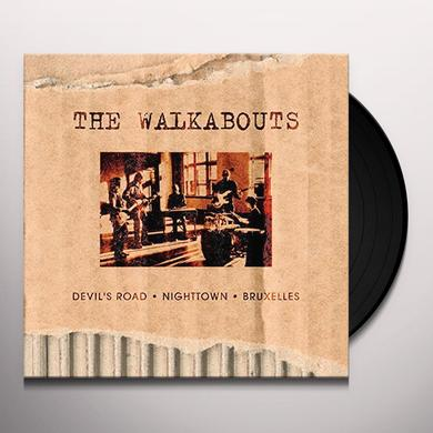 The Walkabouts VIRGIN YEARS  (BOX) Vinyl Record - w/CD