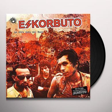 Eskorbuto LA OTRA CARA DEL ROCK Vinyl Record