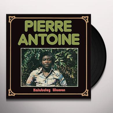 Pierre Antoine KALABULEY WOMAN Vinyl Record