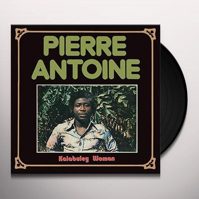 Pierre Antoine KALABULEY WOMAN Vinyl Record