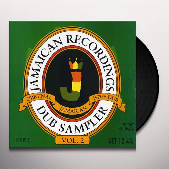 Jamaican Recordings Dub Sampler 2 / Various (Ogv) JAMAICAN RECORDINGS DUB SAMPLER 2 / VARIOUS Vinyl Record