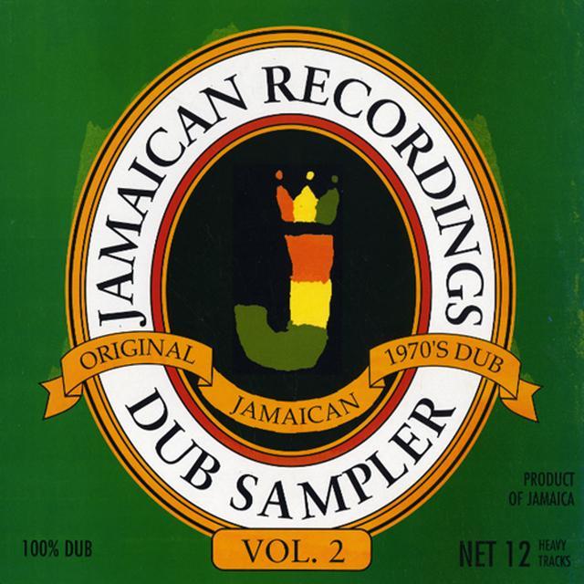 Jamaican Recordings Dub Sampler 2 / Various (Ogv) JAMAICAN RECORDINGS DUB SAMPLER 2 / VARIOUS Vinyl Record - 180 Gram Pressing