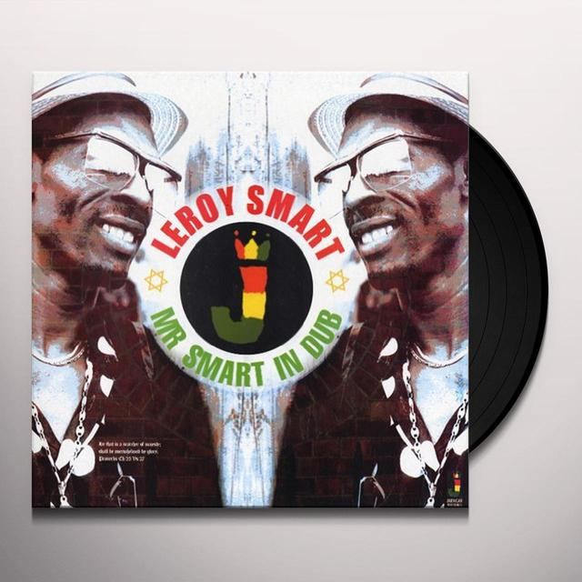 Leroy Smart MR SMART IN DUB Vinyl Record