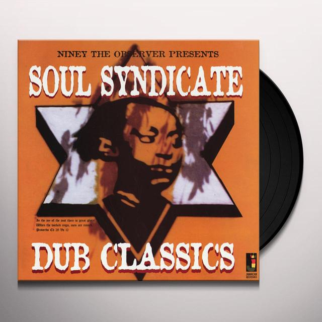 Soul Syndicate AT CHANNEL ONE Vinyl Record
