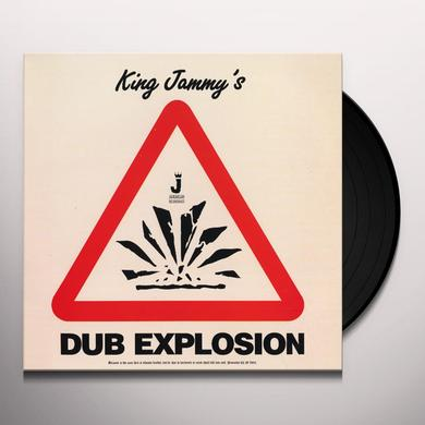 King Jammys DUB EXPLOSION Vinyl Record - 180 Gram Pressing