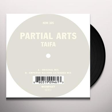 Partial Arts TAIFA Vinyl Record