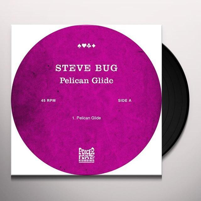 Steve Bug PELICAN GLIDE Vinyl Record