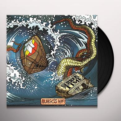 Mungo's Hi Fi SERIOUS TIME Vinyl Record