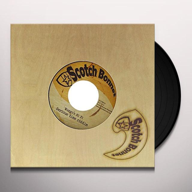 Mungo's Hi Fi SERIOUS TIME RIDDIM NO. 2 Vinyl Record