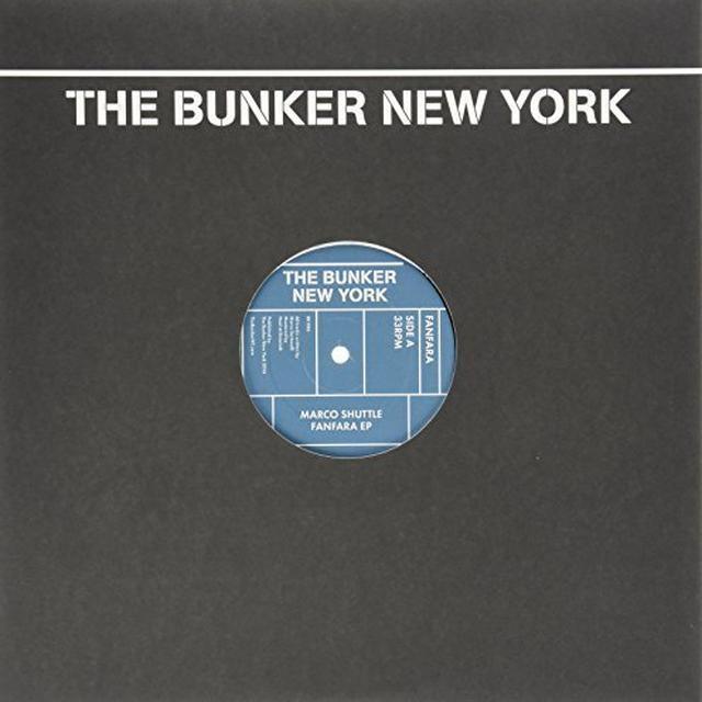 Marco Shuttle FANFARA Vinyl Record
